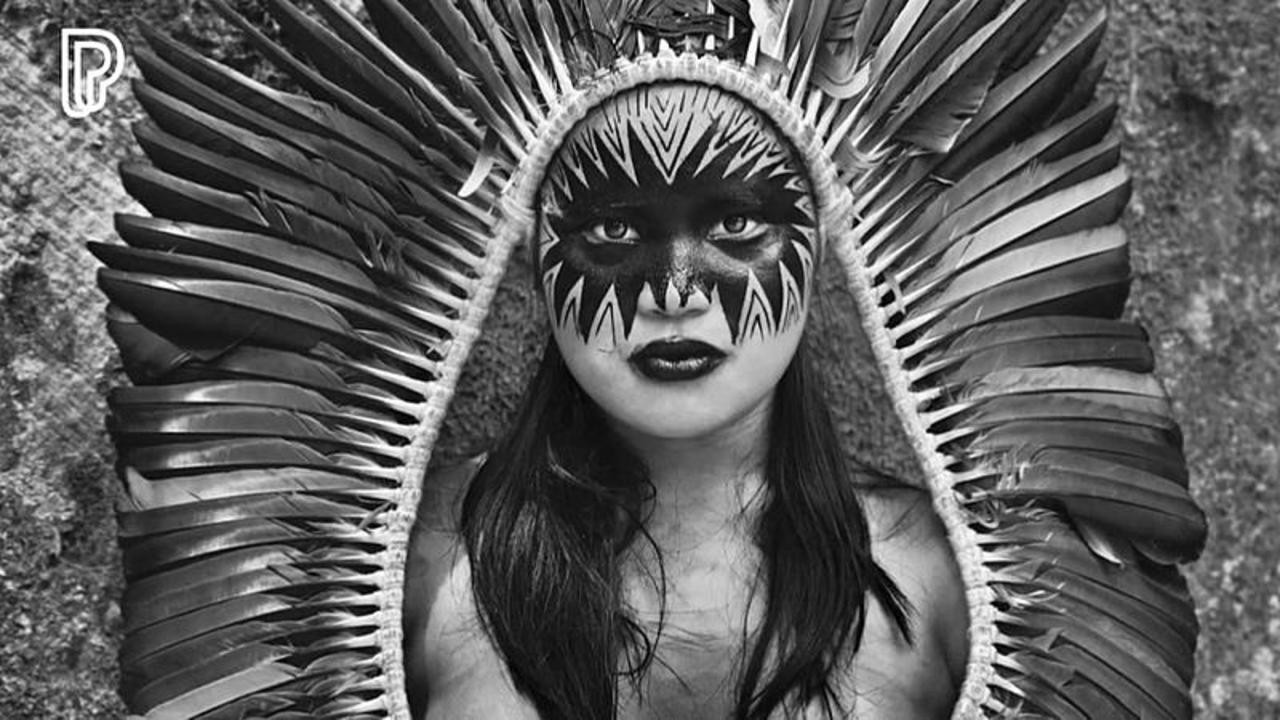 Brazilian photographer Salgado highlights Amazon Forest destruction