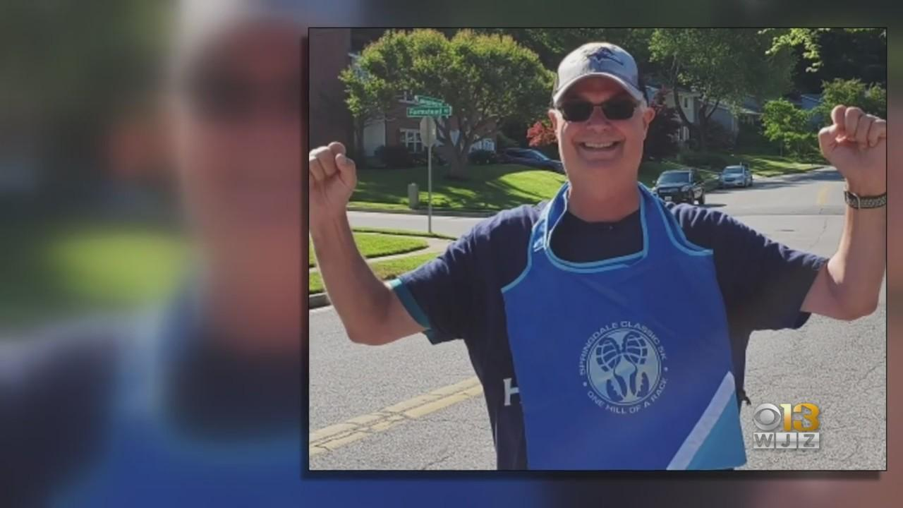 Mark Van Natta Of Cockeysville Shares Story Of Recovering From Guillain-Barre Syndrome