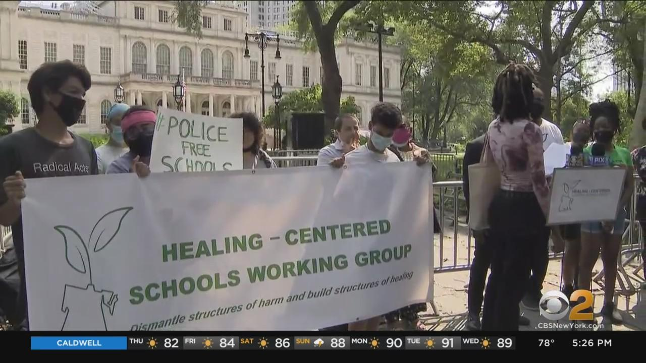 Task Force Sends Recommendations For 'Healing-Centered' Schools To NYC Dept. Of Education