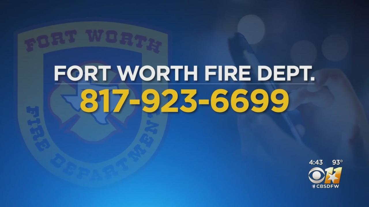 Fort Worth's Alternative 911 Number Offered For Those In Need