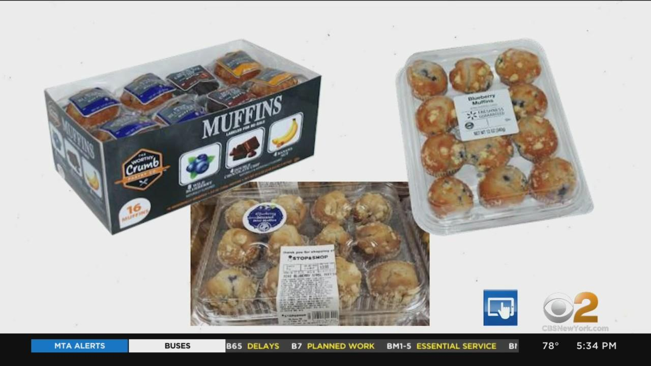 Consumer Alert: Muffins Sold At Major Retailers Recalled Due To Listeria Concern