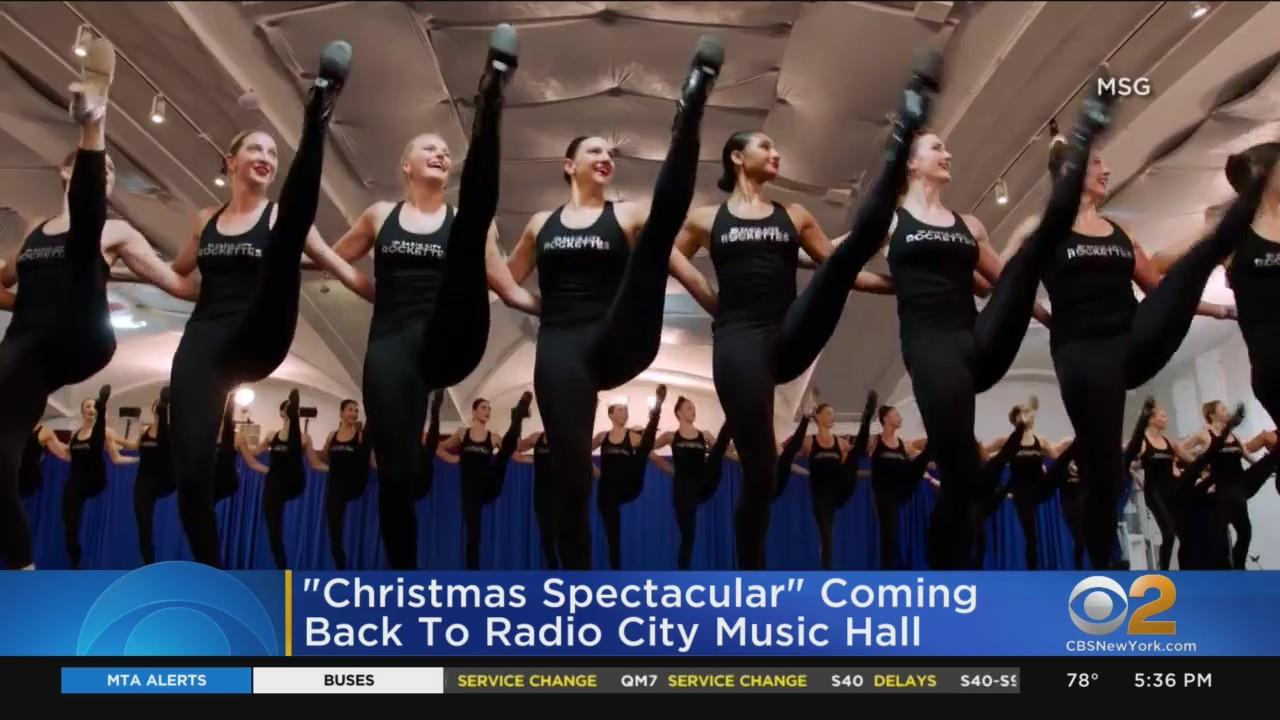 'Christmas Spectacular' Returning To Radio City Music Hall