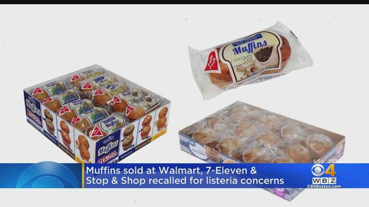 Muffins Sold At Stop & Shop Among Those Recalled For Listeria Contamination