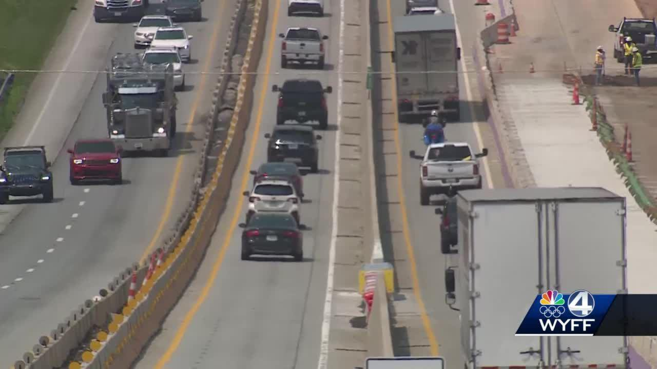 SCDOT's plans to remove chutes from I-85 underway
