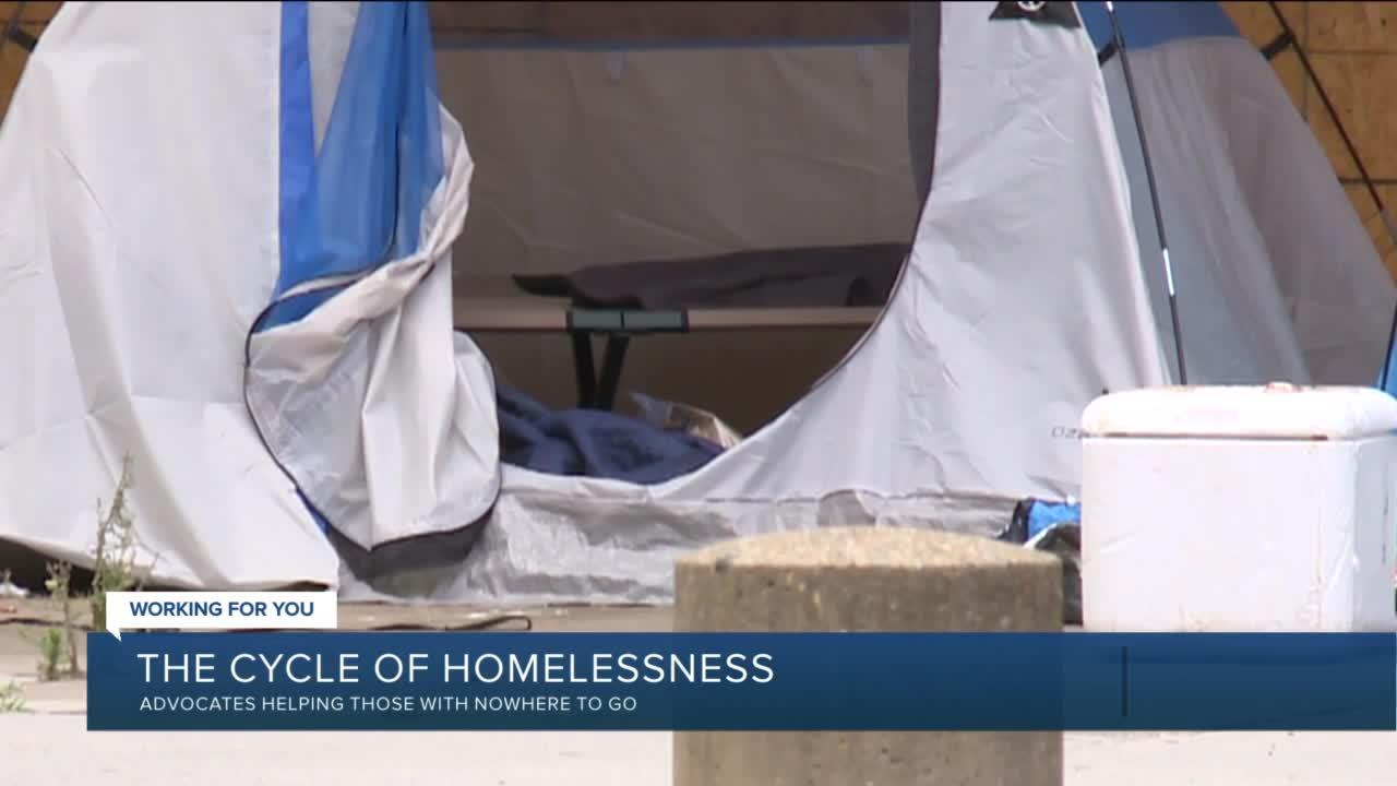Safe housing is scarce as advocates work to help the homeless
