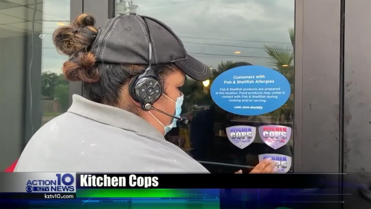 Short-staffed eatery still earns Kitchen Cops perfect score