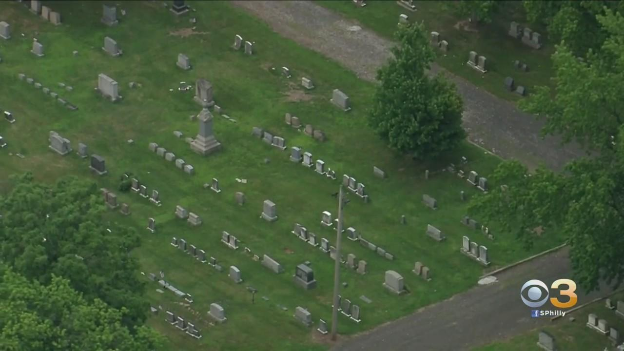 56 Flag Holders Stolen From Historic Lansdale Cemetery