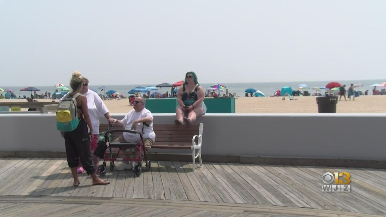 New Ocean City Ordinance Prevents Sand Taxi's Operation