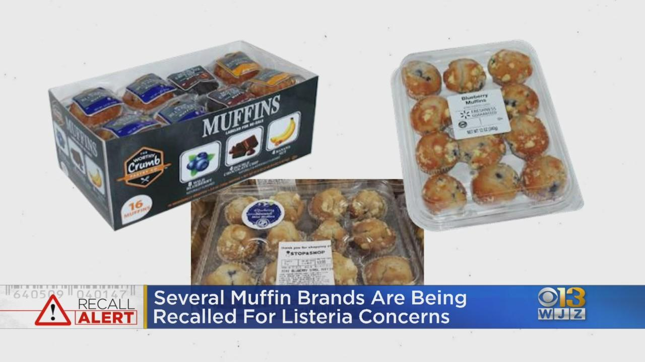 Several Muffin Brands Are Being Recalled For Listeria Concerns