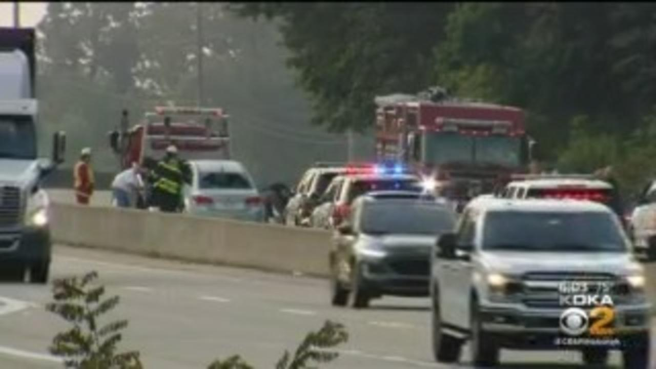 Man Killed After Vehicle Hits Group Of Cyclists On Route 22