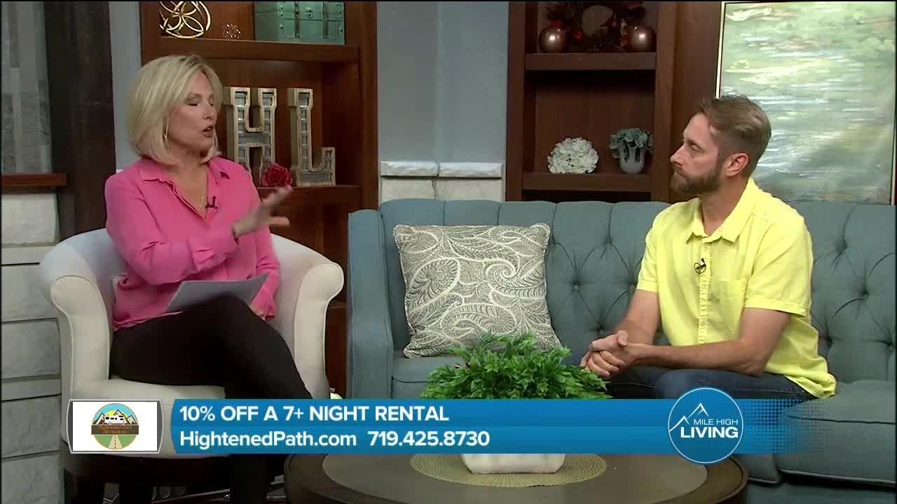 10% Off 7+ Night Rentals! // Hightened Path RV Rentals