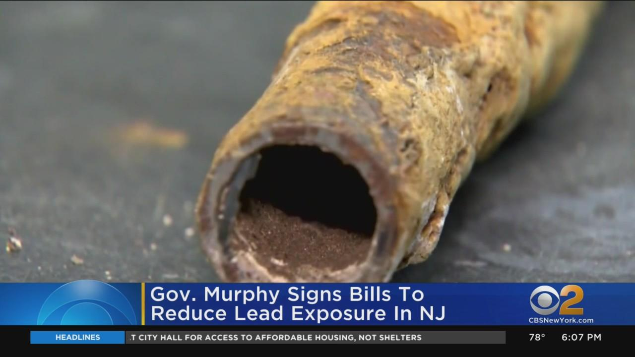 Gov. Murphy Signs Bills To Reduce Lead Exposure In New Jersey