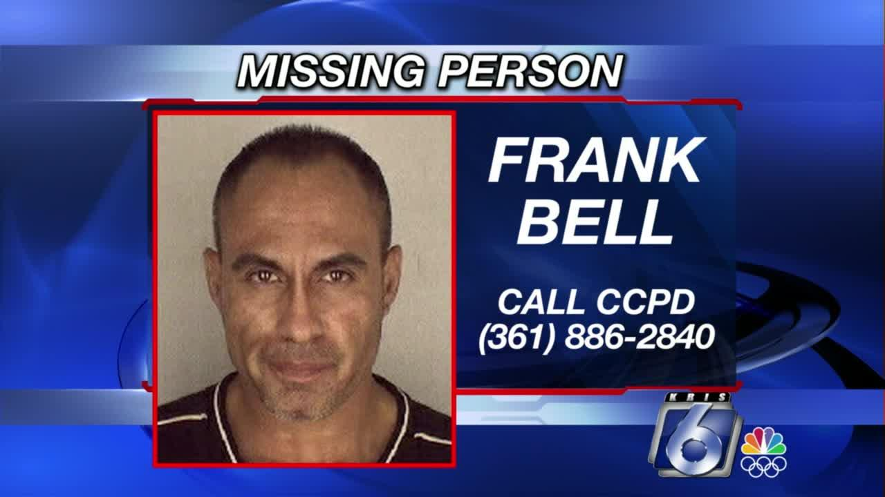 CCPD looking for 40-year-old Frank Bell
