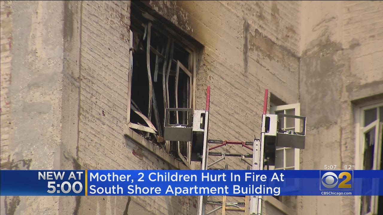 Firefighters Extinguish Extra-Alarm Fire At South Shore High-Rise