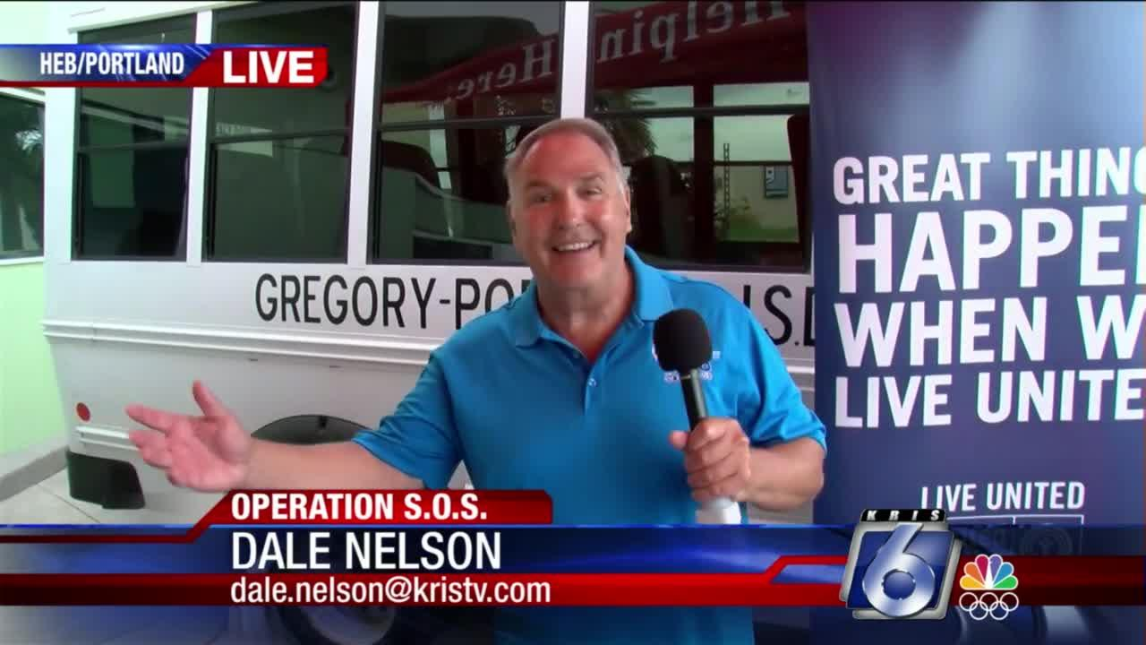 ale Nelson live hit at 5:08 p.m. with Brandon Chandler of GPISD