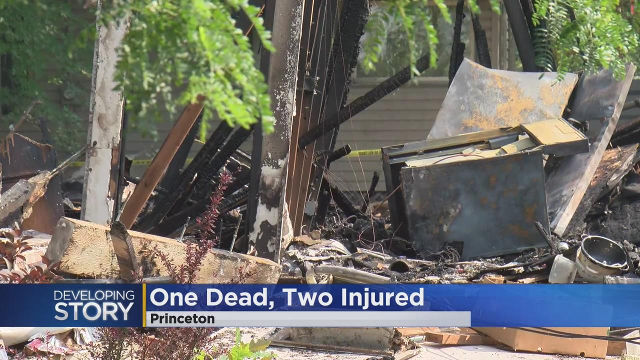 Neighbors Rush To Help After Deadly House Explosion