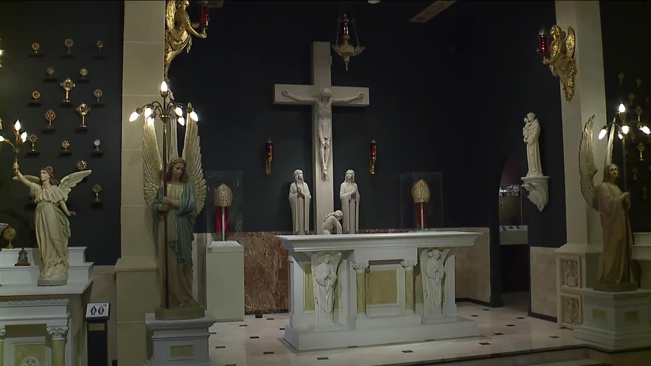 Sanctuary Museum in Lakewood offers an afterlife for statues from shuttered churches