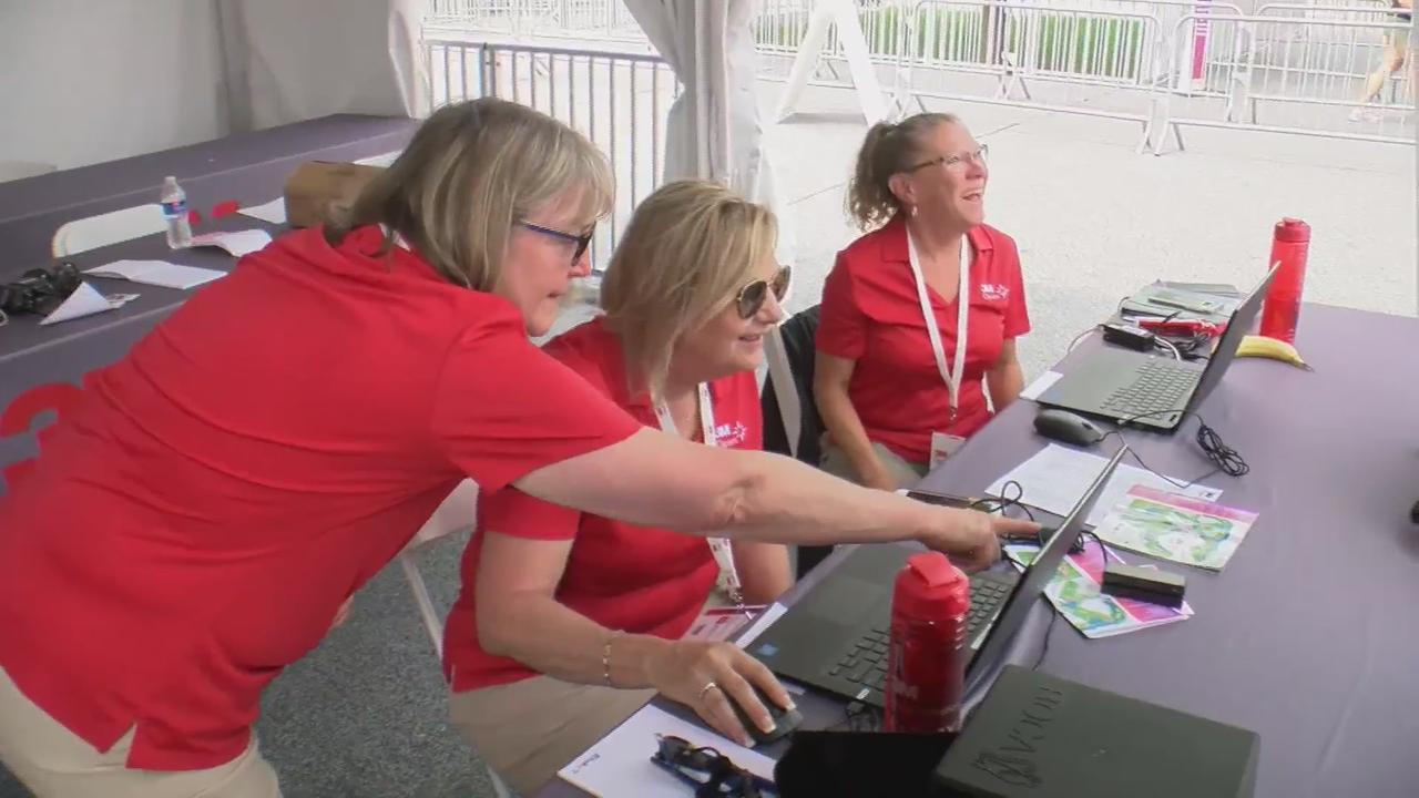 Volunteers Flock To 3M Open