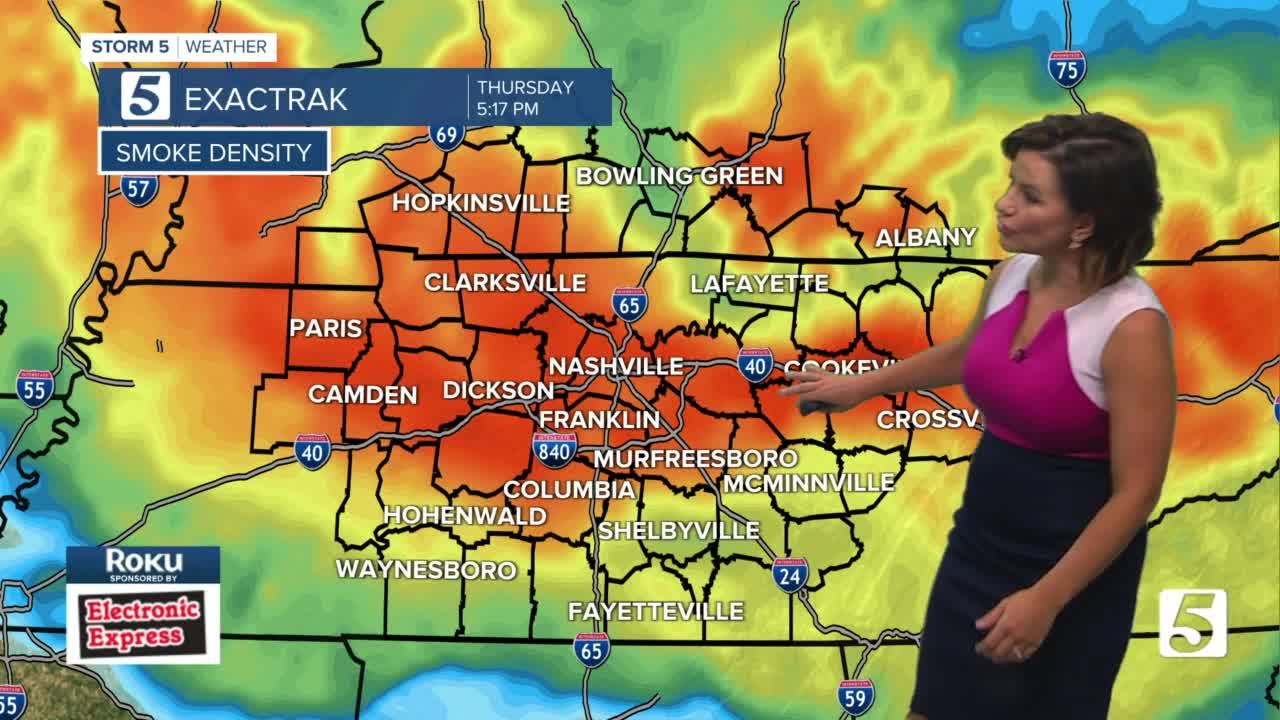 Bree's Evening Forecast: Thurs., July 22, 2021