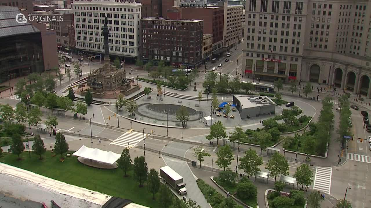 75 Public Square expected to be completed by the end of 2021 with residents moving in soon after