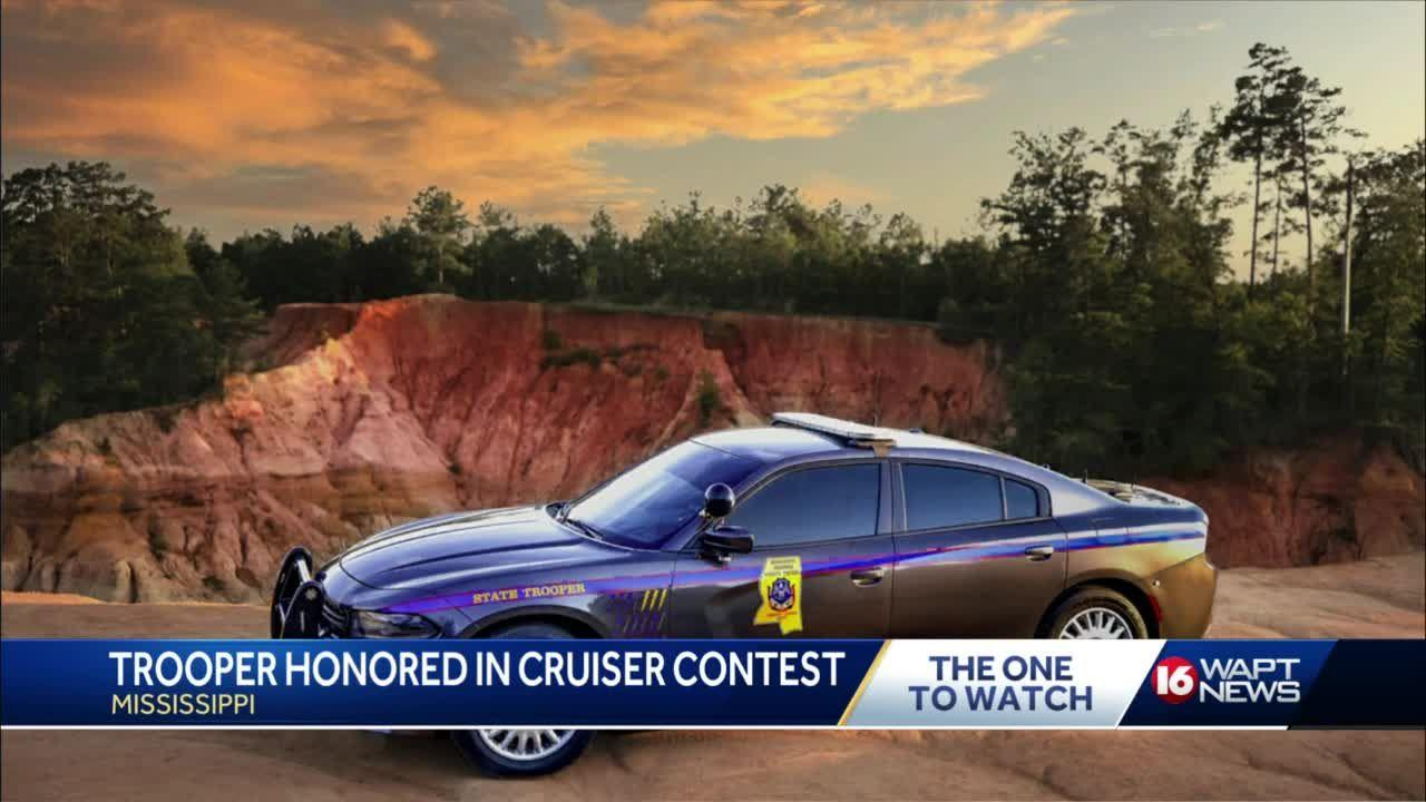 MHP Honors Fallen Officer in Trooper Cruiser Contest