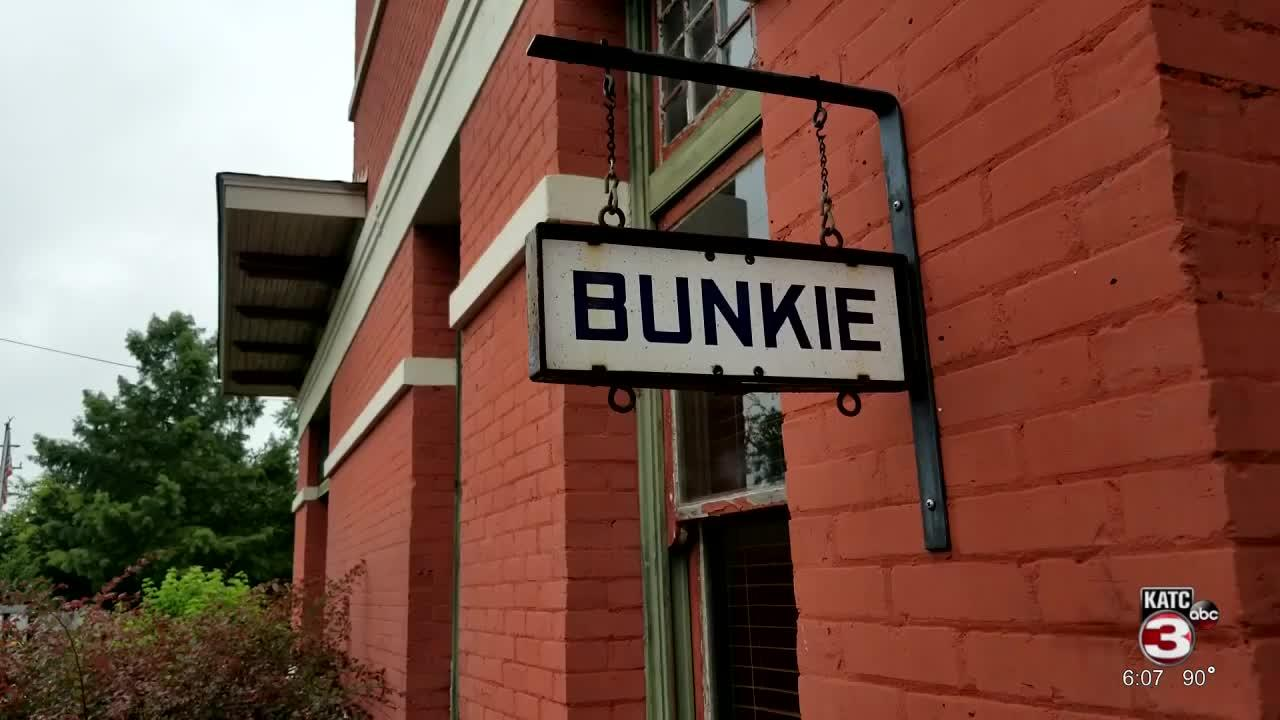 GMA Dave Trips: Bunkie Railroad Station