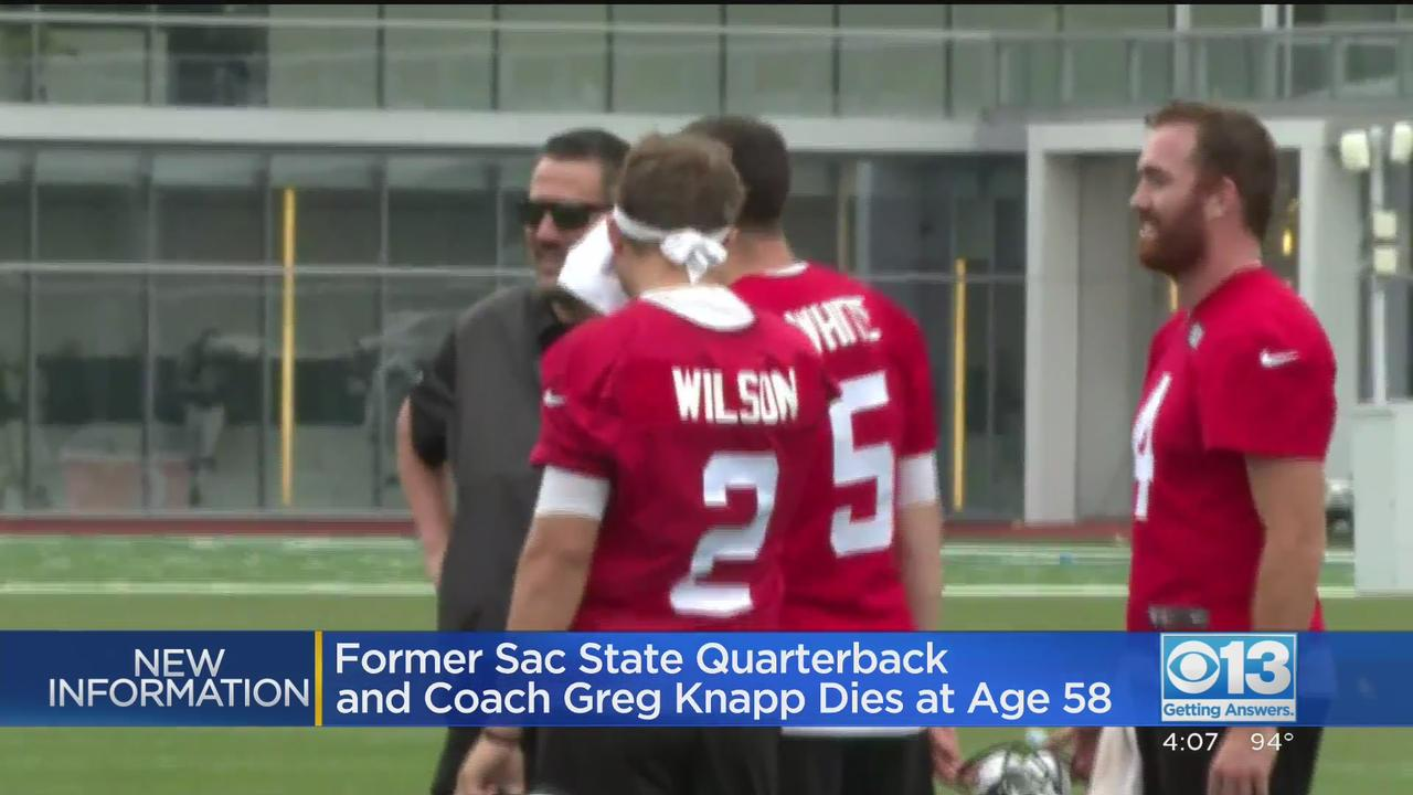 Greg Knapp, Former Sac State QB And Coach, Dies At 58