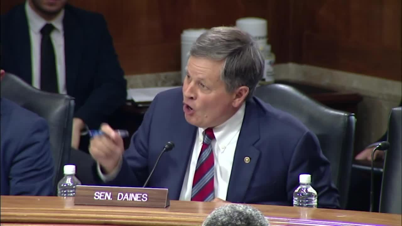 Senate panel deadlocks on Stone-Manning's nomination to head BLM