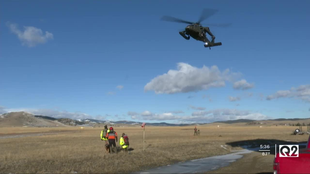 Montana National Guard expanding helicopter presence in Billings