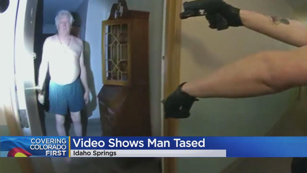 Bodycam Video: 75-Year-Old Michael Clark Tased By Idaho Springs Officer Nicholas Hanning