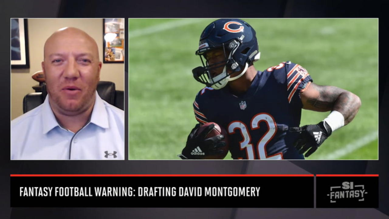 Lower Fantasy Football Expectations for David Montgomery