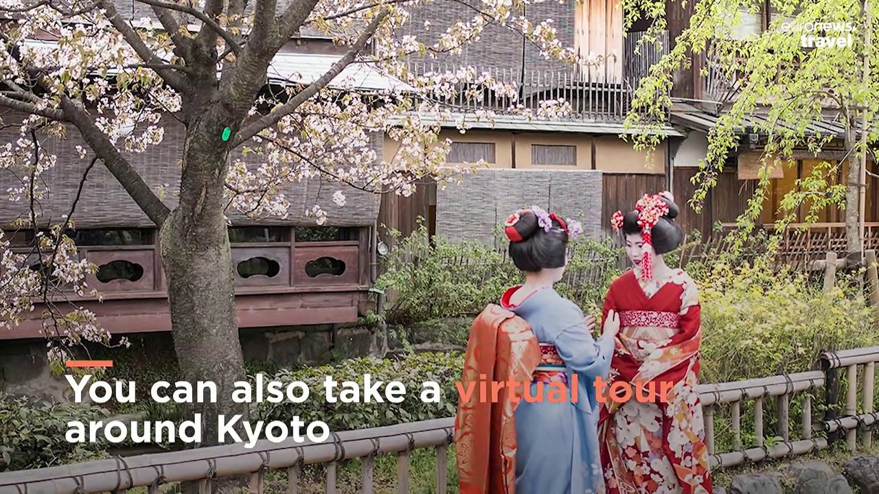 Wishing you were  at the Olympics? Explore Tokyo with this sped-up walking tour