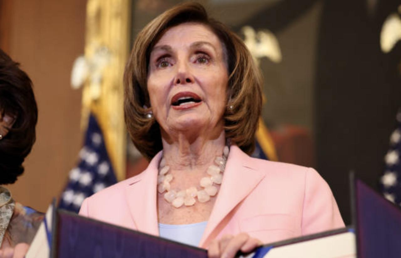 Pelosi Says 'Deadly Serious' Jan. 6 House Probe Will Proceed Without GOP