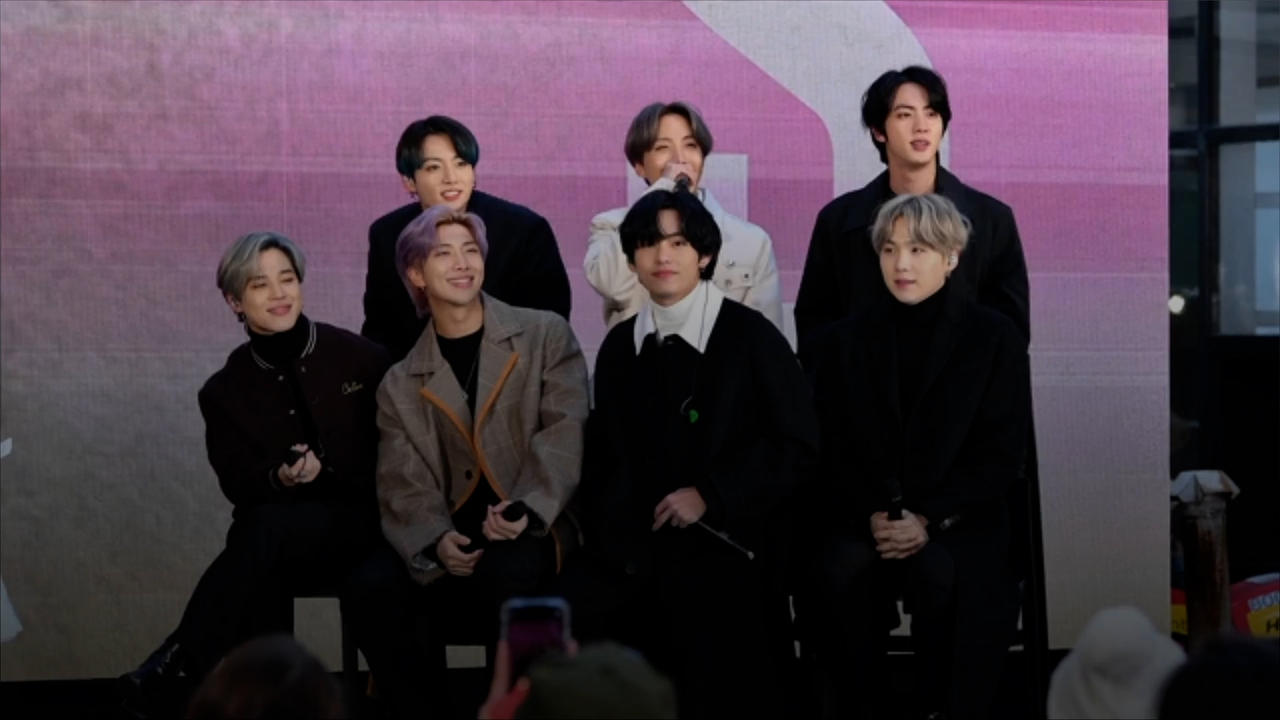 Special BTS show coming to BBC One