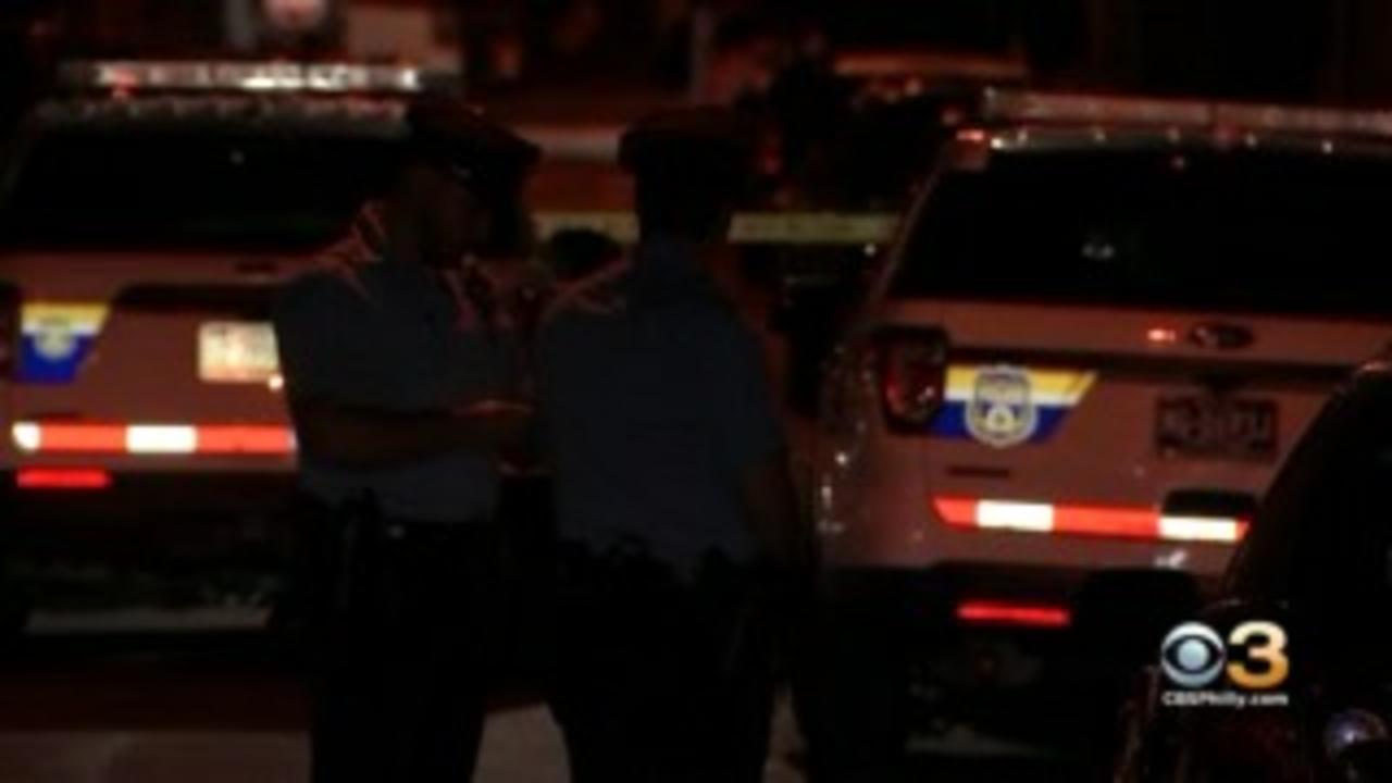 Man Shot Twice In East Frankford