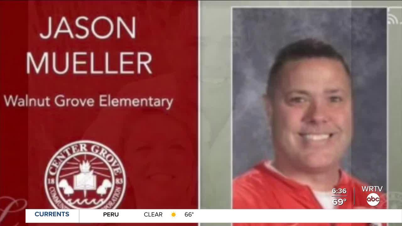 Remembering the Voice of Center Grove Sports