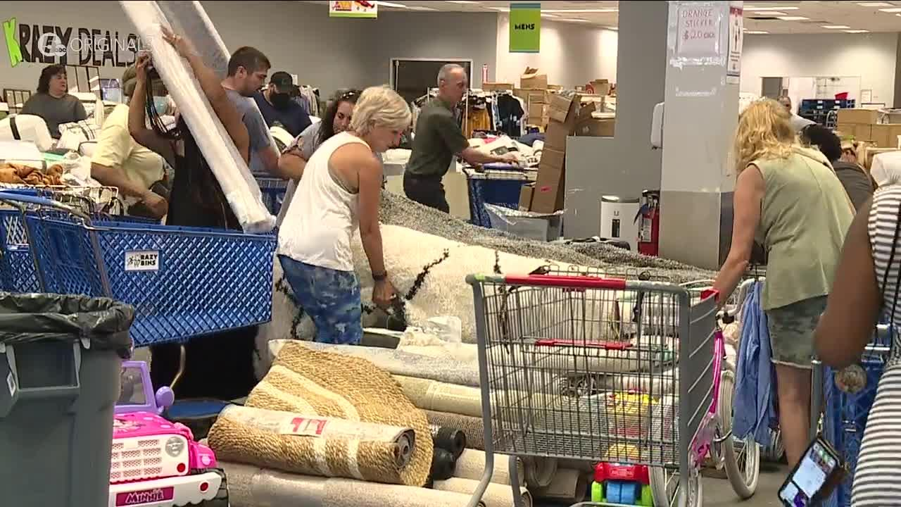 Local discount store shows impact of higher prices on consumers