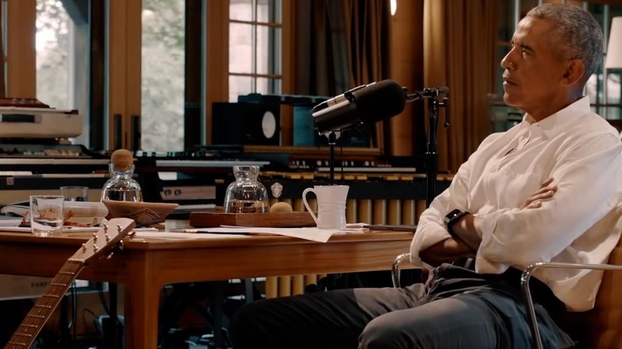 Barack Obama und Bruce Springsteen: Der Boss und der Ex-Präsident schreiben ein Buch