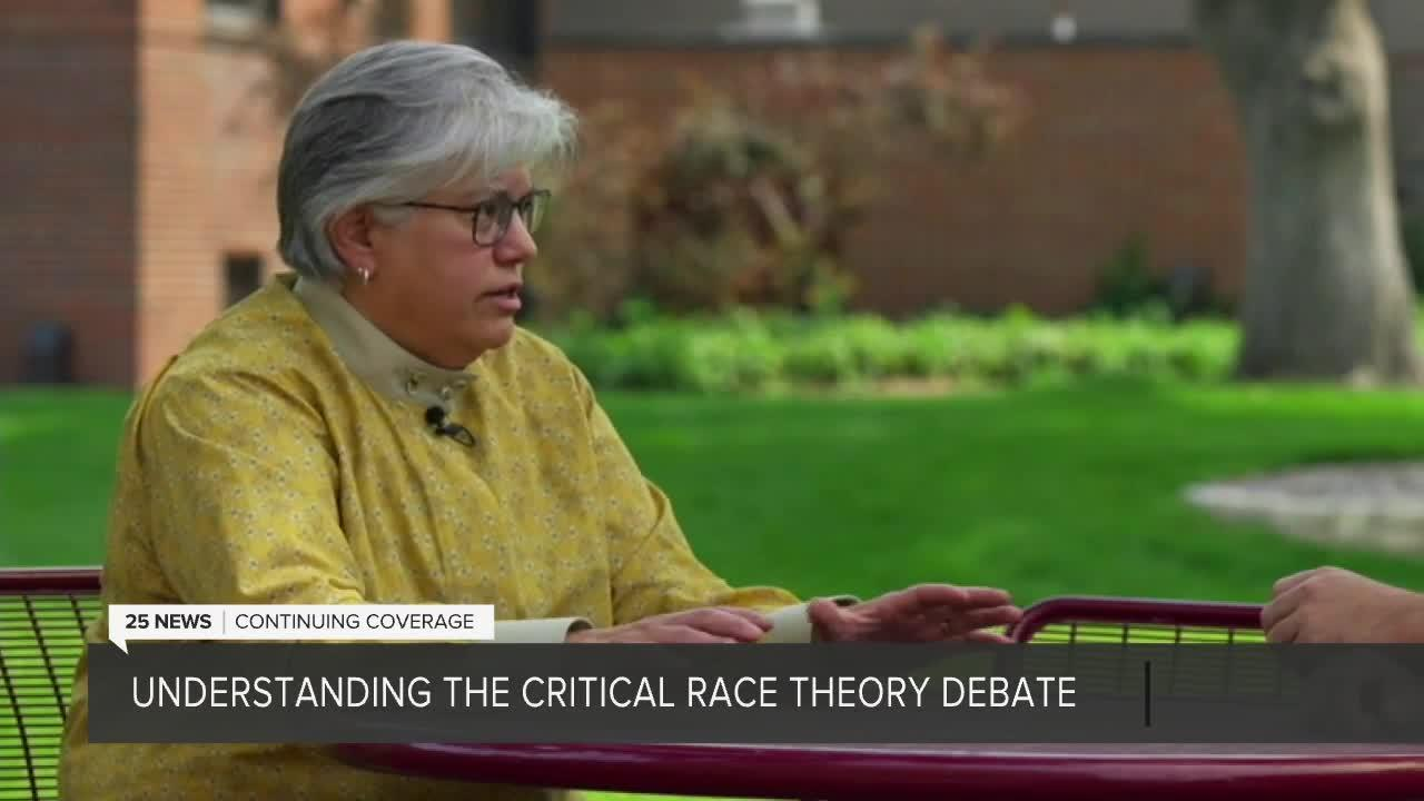 Critical Race Theory: Critical for getting along? Part 3