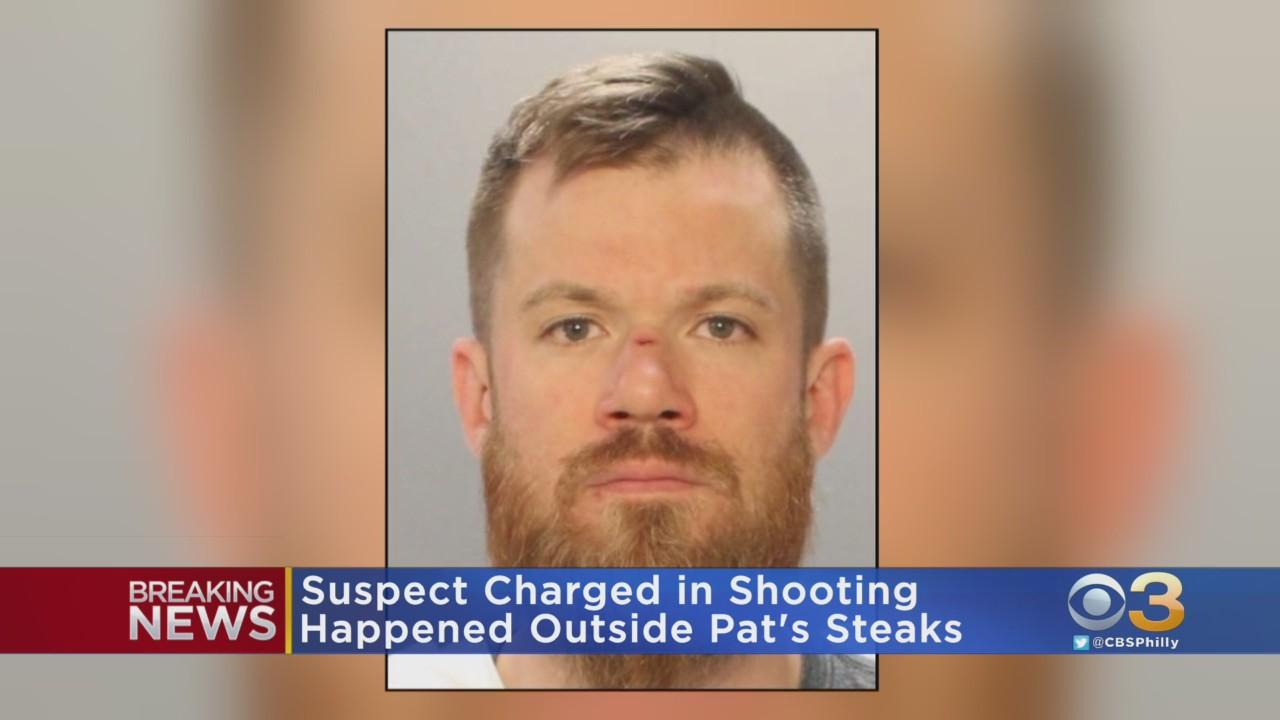 Reading Man, Paul C. Burkert, Charged In Deadly Shooting Outside Pat's Steaks