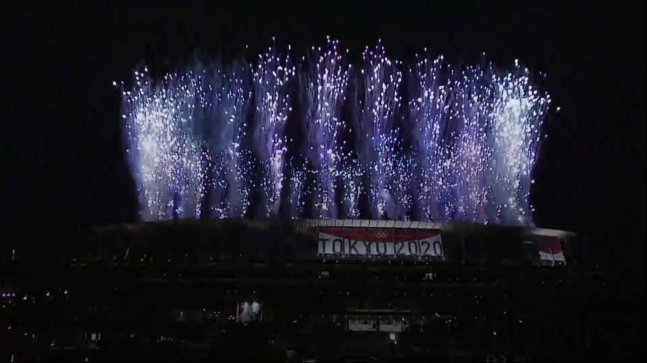 Tokyo 2020 officially opened with low-key ceremony