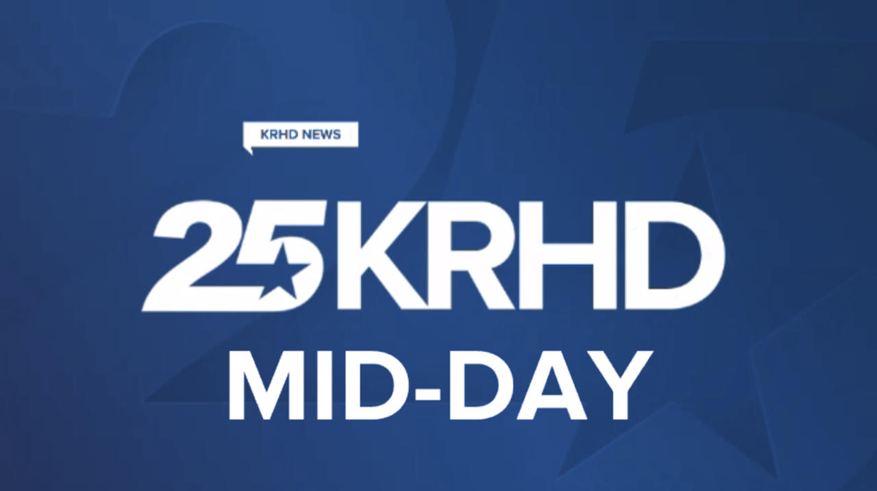 7-23 KRHD NEWS MID-DAY