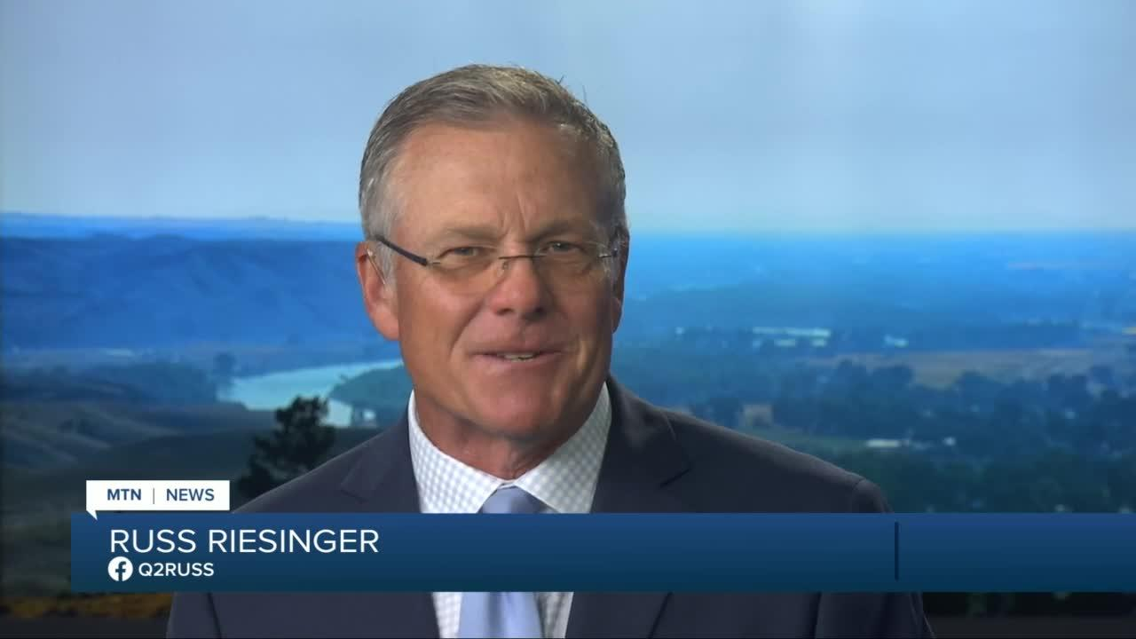 Q2 5:30pm top stories with Russ Riesinger 7-23-21