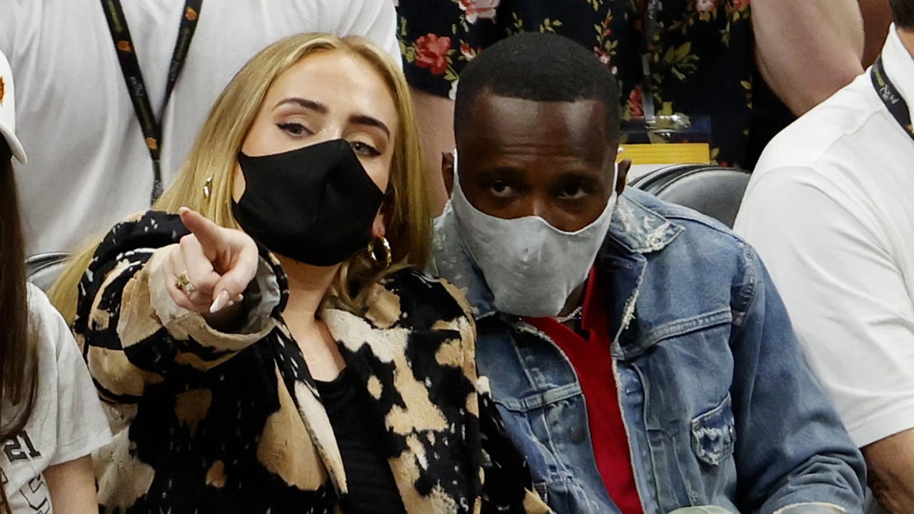 NEWS OF THE WEEK: Adele rumoured to be dating sports agent Rich Paul
