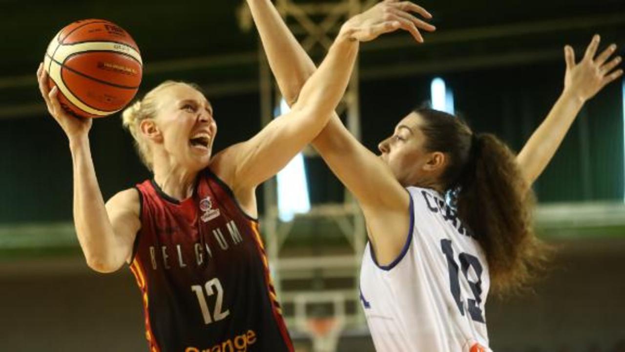 Belgian basketball star Ann Wauters' Olympic dream