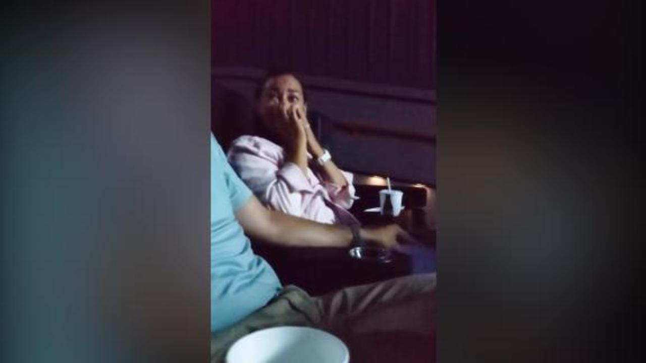 See husband surprise wife with lost wedding video 14 years later