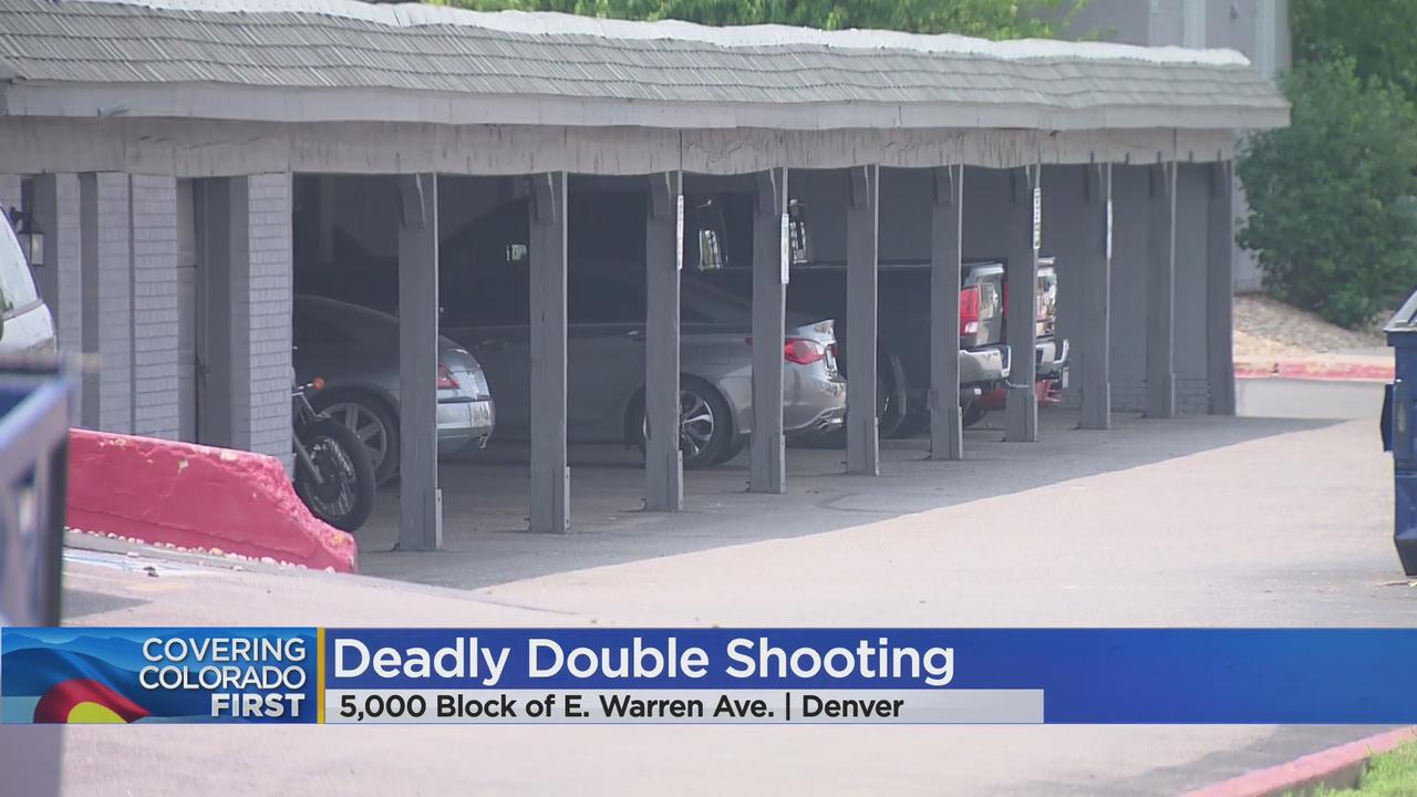 Denver Police Investigating Double Shooting Leaving Man & Woman Dead