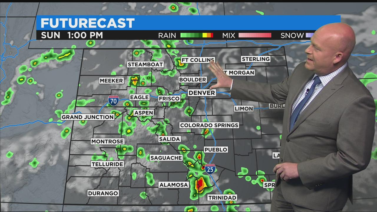 More Monsoon Storms Expected Into Sunday
