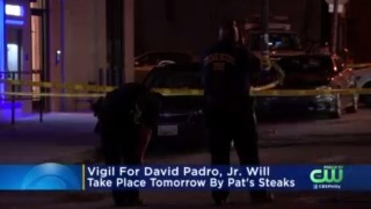 Vigil For Man Killed Outside Pat's Steaks, To Be Held Sunday