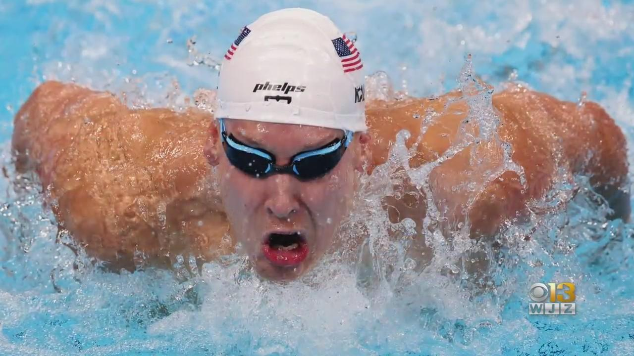 Harford County Swimmer Chase Kalisz Brings Home First US Gold In Tokyo Olympics